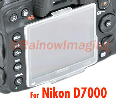 JJC Hard LCD Screen Cover Protector for Nikon D7000 DSLR US Shipping