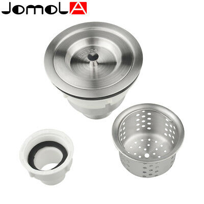 KITCHEN SINK DRAIN Strainer Kit with Filter Basket & Cover ...