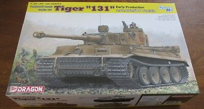 """Tiger """"131"""" - Early Production - 1/35 Scale"""