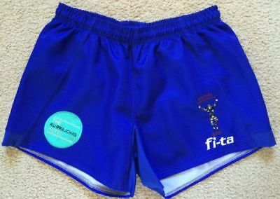 Sydney Harlequins Rugby Union Shorts - On Field - Mens Size L - Fi-Ta - VGC