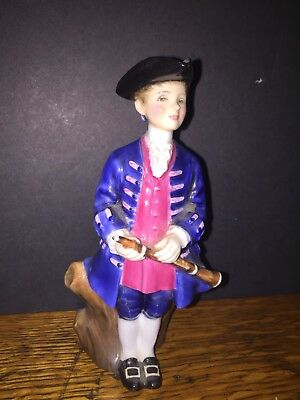 Boy From Williamsburg - Vintage Figurine by Royal Doulton HN2183