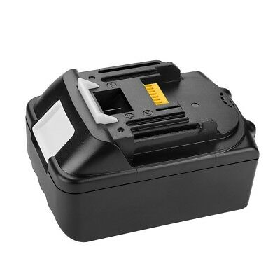 Topbatt Replacement Battery for Makita 18V 3.0Ah Lithium Lxt BL1815 BL1830 BL184