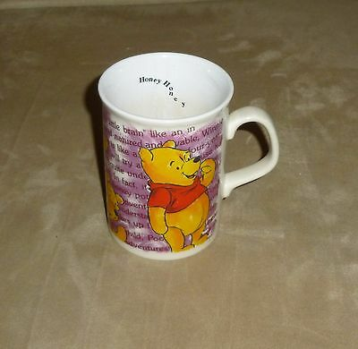 Winnie the Pooh cup (used)