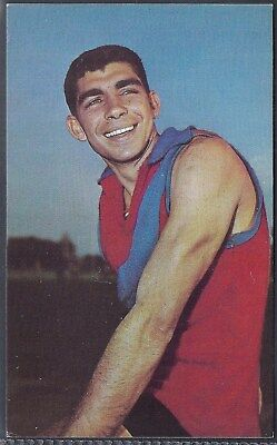 Mobil-Football Photos 1964(Aussie Rules)-#07- West Perth - Bill Dempsey