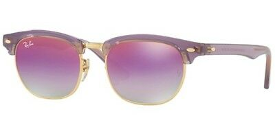 Ray Ban 9050S 9050/s 45 Junior 7036A9 Sunglasses Violet  Bambini Baby Gradient