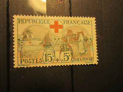 Timbre France Yt 156 Neuf Sg