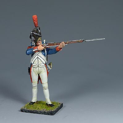 60mm metal painted toy soldier  Napoleonic Old Guard