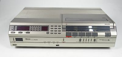 Philips Vr 2340 Stereo Video 2000 Video Recorder ##