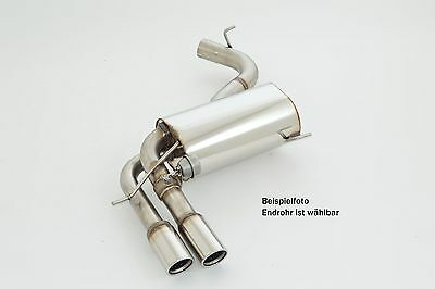 AUDI RS3 8P Sportback Friedrich 2.99in Muffler with Flap Control