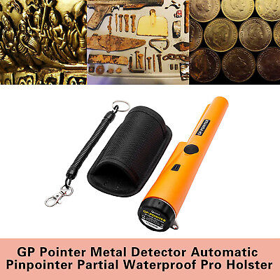 GP Pointer Metal Detector Automatic Pinpointer Partial Waterproof Pro Holster