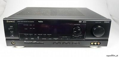 Sherwood Rvd-6095Rds Audio/video Receiver Topzustand +++