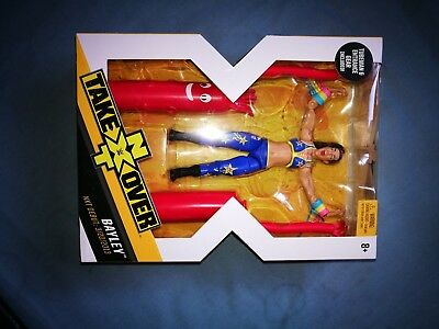 NXT Takeover figure Bayley