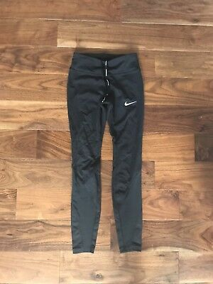 BNWOT Black Nike Full Length Leggings XS S