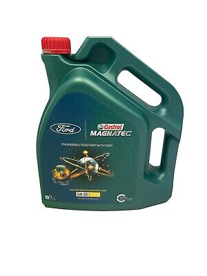 Castrol Magnatec 5W20 5 Litres Professional Engine Oil Ford Ecoboost  151A95
