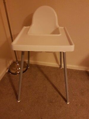 ikea antilop high chair baby feeding