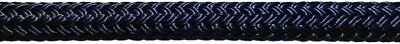 100 Metres 10mm Dockline Mooring Rope Navy Braid on Braid Doublebraid