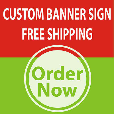 2' x 3' Custom Business Sign Banner High Quality Vinyl