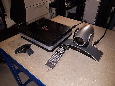 Polycom HDX 8000 with Camera, Microphone and Control
