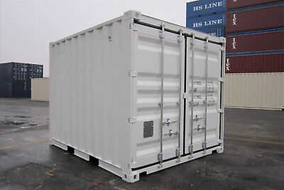 Storage Containers - 10ft x 8ft