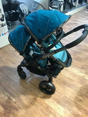 iCandy Peach Duo-Peacock Blue*WAS £1109.99*NOW £599.99*SAVE £510!*