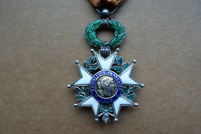 French Legion of Honour 'Chevaliers' medal