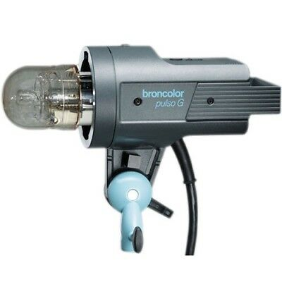 Broncolor Pulso G 3200W, with tube and model