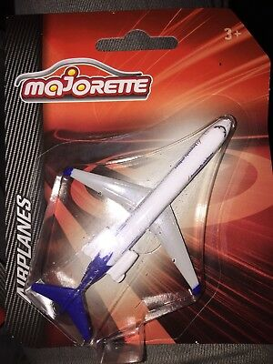 Majorette Airport Boeing Mc Donnel Douglas Md80 Brussel Airlines