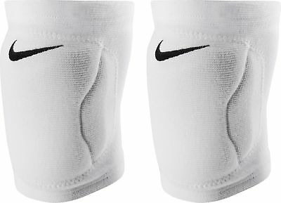 Nike Streak Dri-FIT Volleyball Knee Pads NEW Size XS/Small White Unisex Sealed