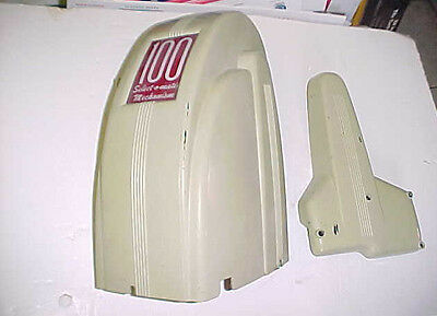 Seeburg M-100A Jukebox MECHANISM  COVERS