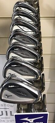 Good Condition Mizuno MP63 & MP53 Forged Irons. 4-PW. DG XP R300 Shafts
