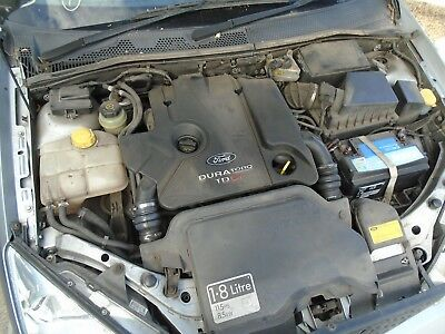 Ford Transit Connect / Focus 1.8 Tdci Complete Engine - Done 89K 115Ps