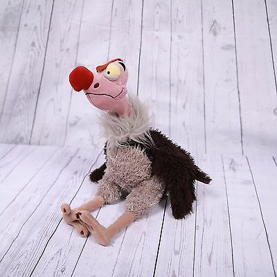 Disney Store Vulture Jungle Book Plush Stuffed Animal Toy Doll Lucky 14""