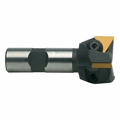 """TTC Square Shoulder Indexable End Mill - Cutting Diameter: 3/4"""""""