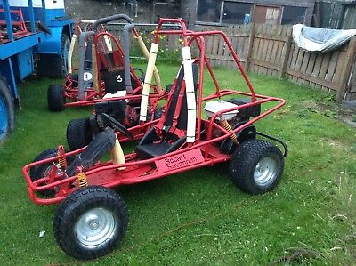 Honda Gokart / off road buggy. 3 available