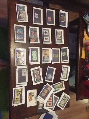 Huge Lot Of Stamps World Stamp Vintage. Perfect For Collector Nice Find