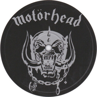 Motorhead - Iron Fist. Record label sticker