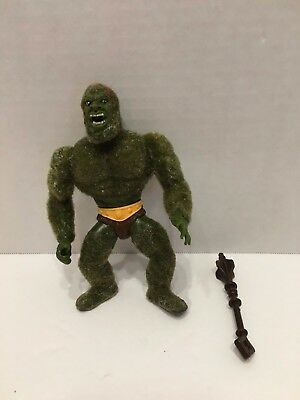 Masters of the Universe Action Figure - Moss Man - Complete - He-Man - MOTU VTG