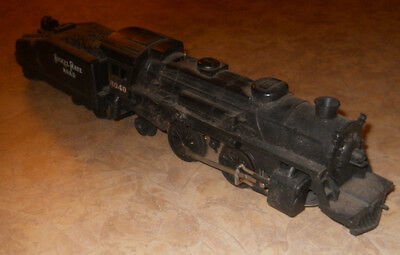 Lionel #8040 Nickel Plate Road 2-4-2 with Plastic Tender