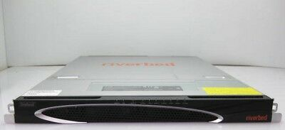 Riverbed Steelhead SHA-01050-E-L WAN Accelerator 4GB RAM 2GB Internal SSD