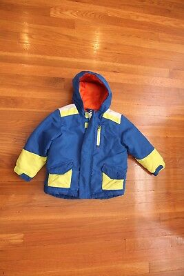 OLD NAVY Toddler Boys Winter Jacket 3T Pre-Owned