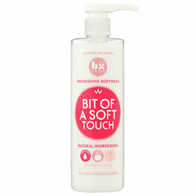 BX Earth Bit of a Soft Touch Body Wash 500ml