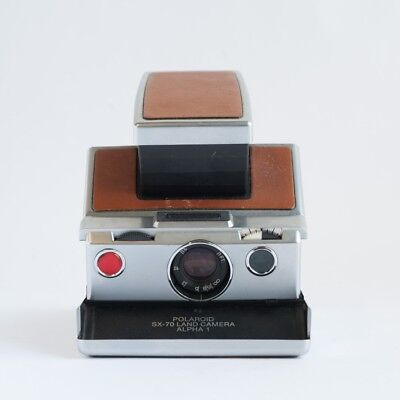 Polaroid SX-70 Alpha One Instant Camera