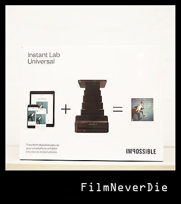 Impossible Instant Lab Universal - for all smart phones to print Polaroid