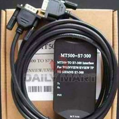 Brand New SIEMENS MT500-S7300 Communication Connecting Cable PLC FREE SHIP (AA0)
