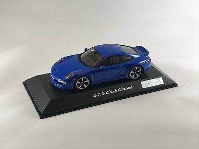 1:43 Porsche 911 GTS Club Coupe WAX02020001 Dealer Promo, Limited, #1269