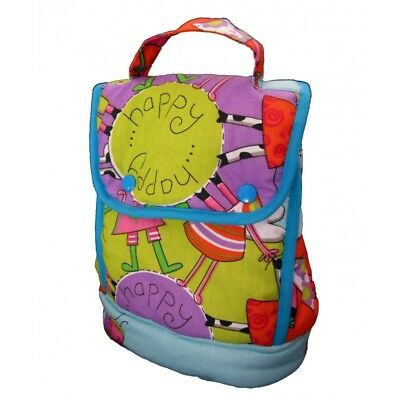 """Sac A Gouter """"happy Turquoise"""""""