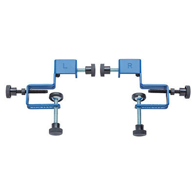 Rockler Drawer Front Clamp 52150 Dual Heads & Micro-adjustable Stops