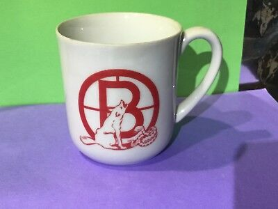 Old Baldy Council China Coffee Mug for Circle B Scout Ranch1961-65 Special