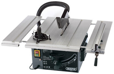 Genuine DRAPER 250mm 1800W 230V Extending Table Saw | 82570