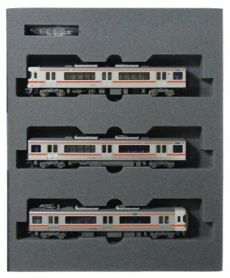 Kato N Scale 10-1217 Jr Electric Train Series 313-1600 Chuo Line 3-Car Set New